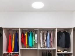 domo tubular closet