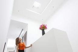 Iluminación natural en casa